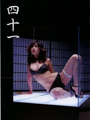 Chisato Morishita Asian is so erotic no matter what she wears